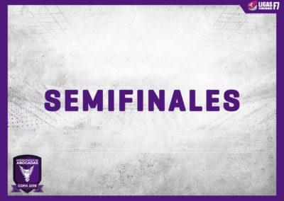 Mejores Jugadoras – Semifinales