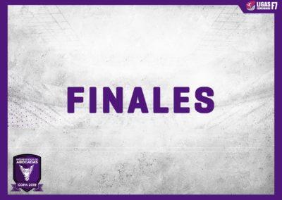 Mejores Jugadoras – Finales