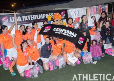 Liga Inter Empresas LF7 2017 Apertura – Final