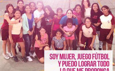 ¡Ligas Femeninas Fútbol 7 se la juega por los Objetivos de Desarrollo Sostenible!