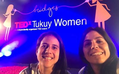 Ligas Femeninas Fútbol LF7 en TEDxTucuy Women
