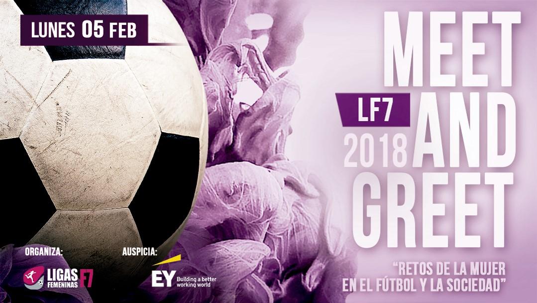 Meet & Greet – Retos de la mujer en el Fútbol y en la Sociedad
