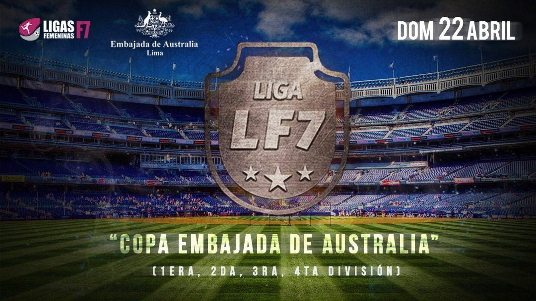 La Liga Libre – Copa Embajada de Australia arrancará este domingo