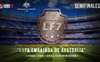 Se vienen las semifinales – Liga Libre