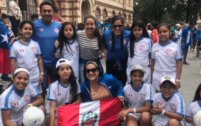 Gothia Cup: Resultados del Agustino Perú
