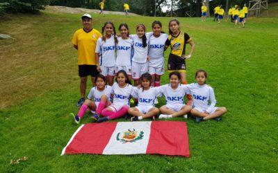 'El Agustino Perú' en la Gothia Cup
