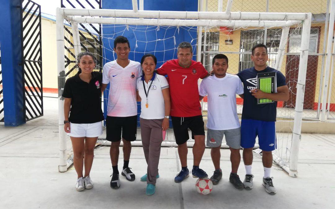 GrupoPalmas y Ligas Femeninas de Fútbol promueven la inclusión femenina en el deporte