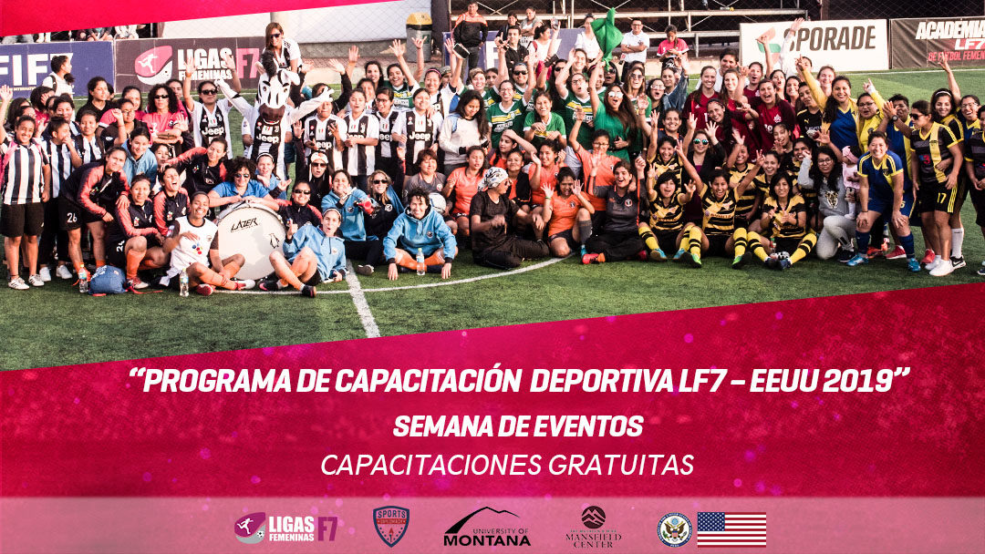 Programa de Fútbol Femenino en el Perú