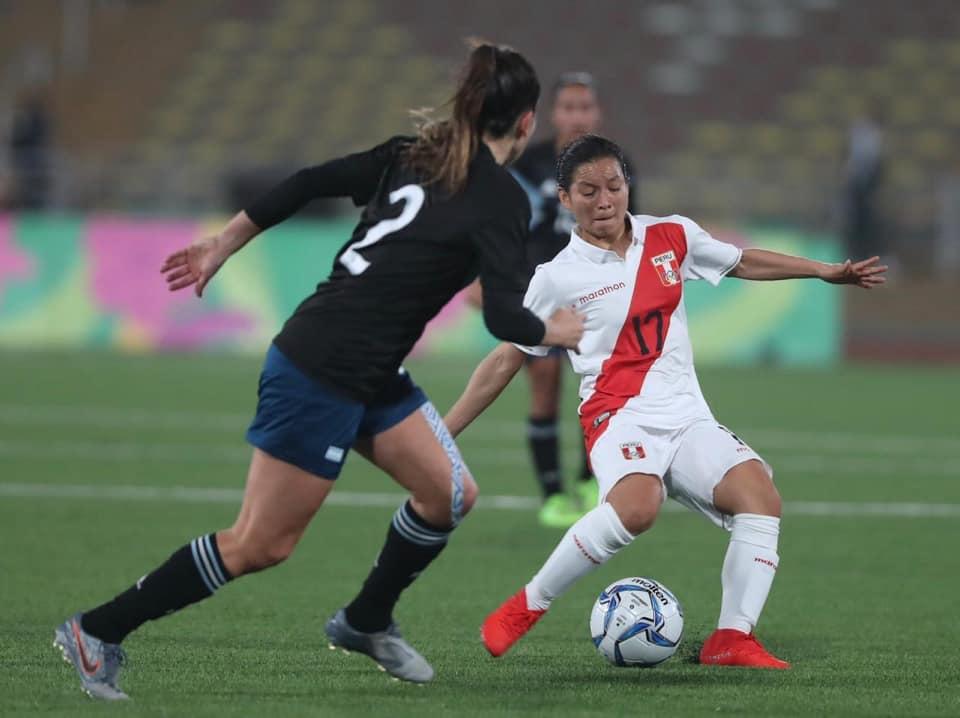 Foto: Fútbol Femenino - FPF