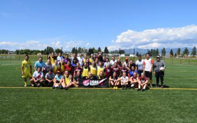 Cruzando fronteras con el fútbol femenino