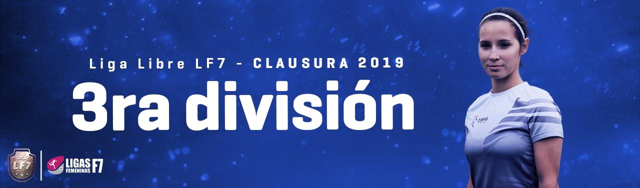 tercera división lf7 2019