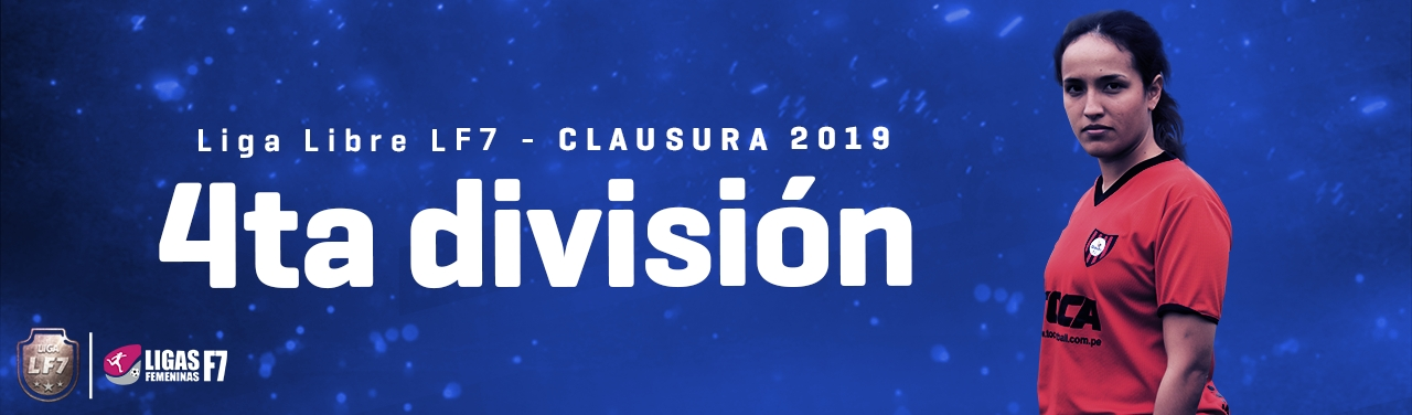 cuarta división lf7 2019
