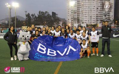 LF7 Liga Libre – Terminó la liga más grande de fútbol femenino