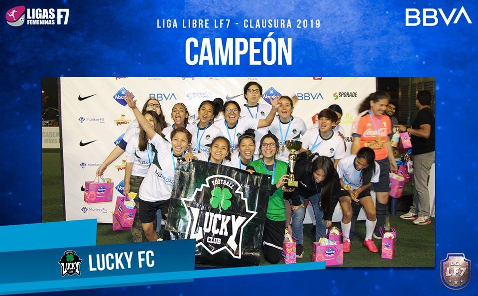 lucky - lf7