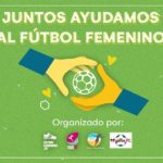 juntos ayudamos al futbol femenino