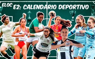 El 2021 será un año de grandes competencias para el deporte femenino