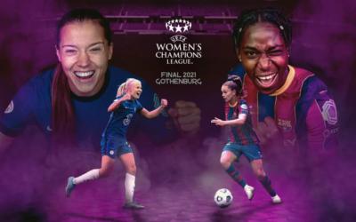 Chelsea y Barcelona, en la gran final de la Champions Femenina 2020/21