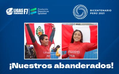 Tokio 2020: Perú asistirá a los Juegos Olímpicos con dos abanderados por primera vez en su historia